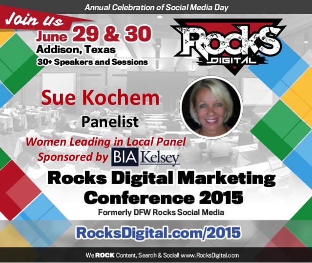 Sue Kochem, BIAKelsey Women Leading in Local Session