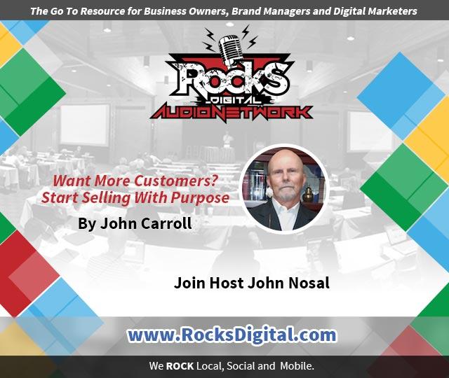 Selling with Purpose John Carroll