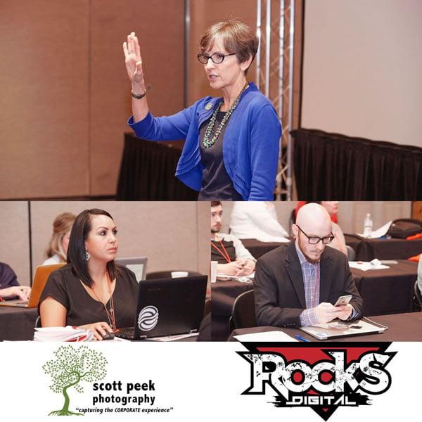 Amy Kinnaird Speaker, Rocks Digital Marketing Conference Dallas 2016