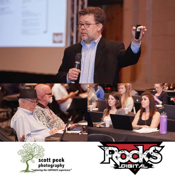 Greg Sterling, Keynote Speaker at Rocks Digital Marketing Conference