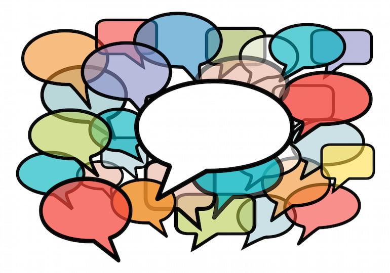 Social Media Network Comments