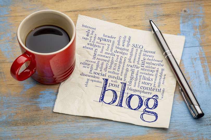 Blog Posts Length