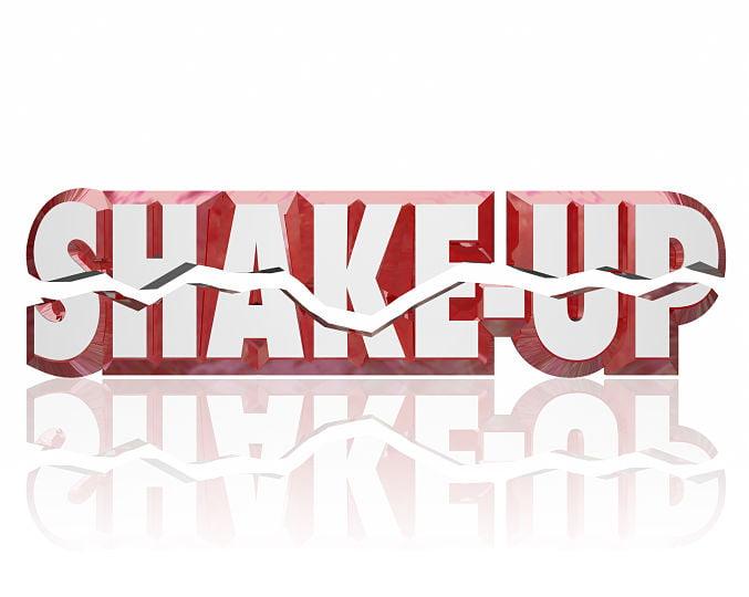 Shake-Up Marketing Strategy
