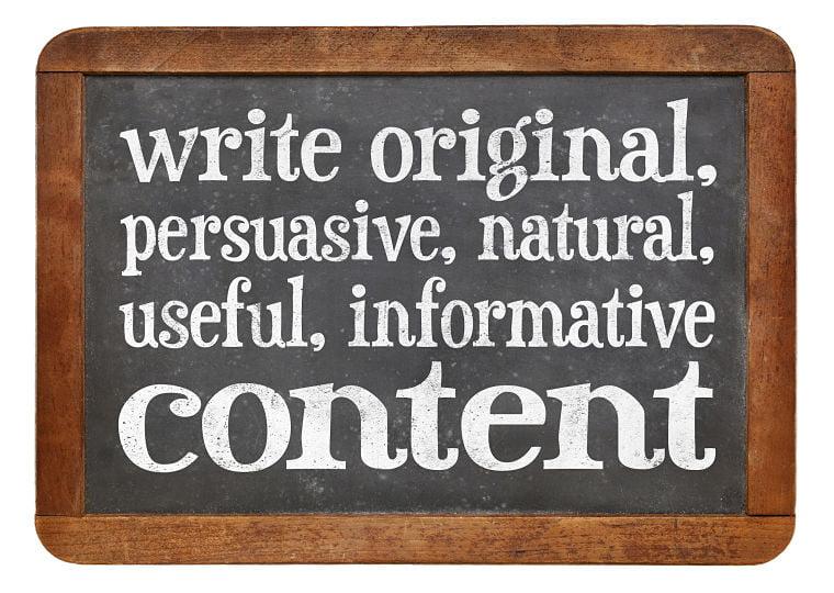 AIDA Creates Website Content