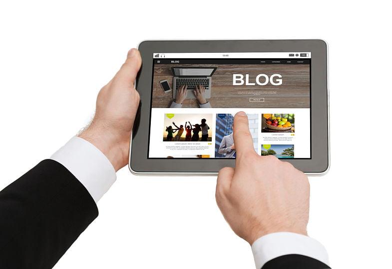 Business Blog Launch