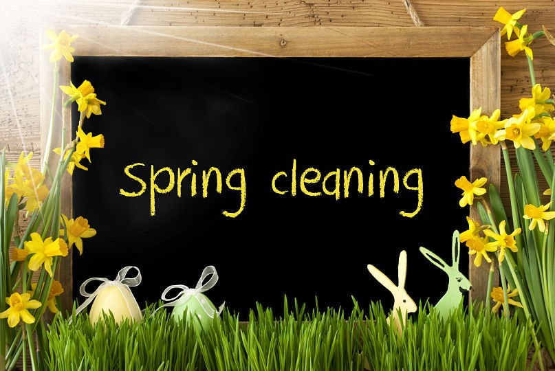 Spring Clean Online Presence
