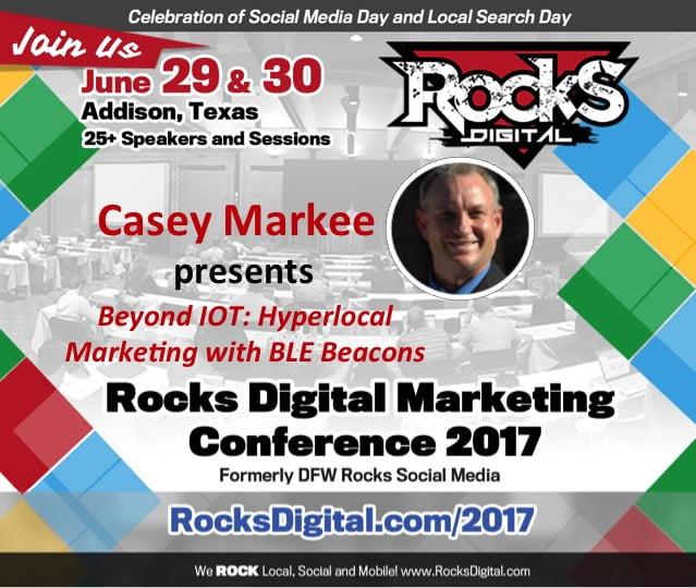 Casey Markee, Beacon Expert, Media Wyse