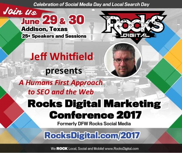Jeff Whitfield, UX Web Designer