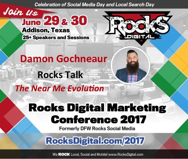 Damon Gochneaur, Dallas Local SEO Expert