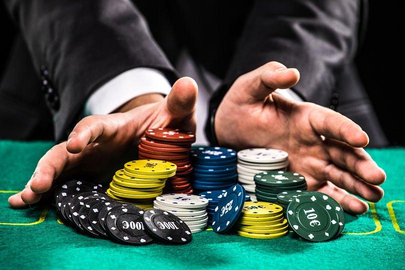 Stop Gambling Business Success