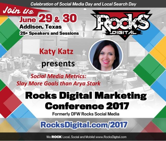 Katy Katz, Social Media Expert
