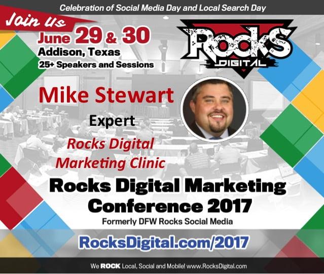 Mike Stewart Rocks Digital