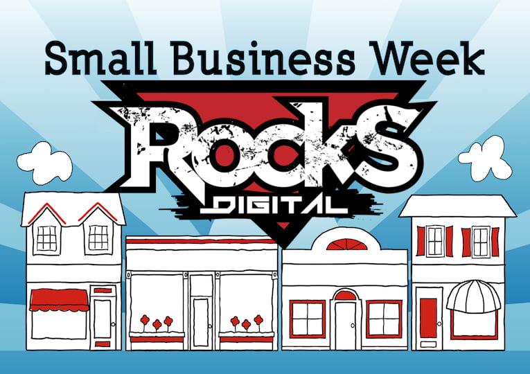 Rocks Digital Small Business Week 2017