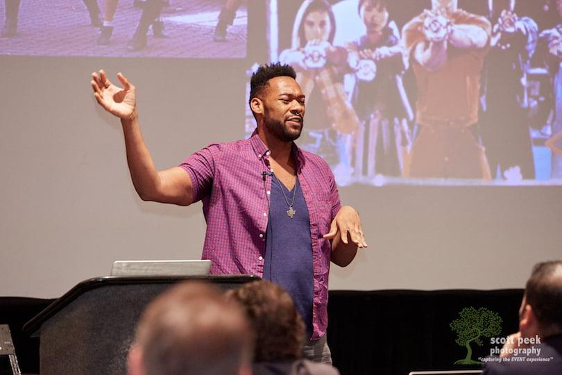 DeAndre Upshaw, Video Storytelling Expert