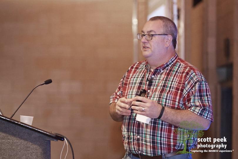 Bill Hartzer, SEO Expert at Rocks Digital Marketing Conference