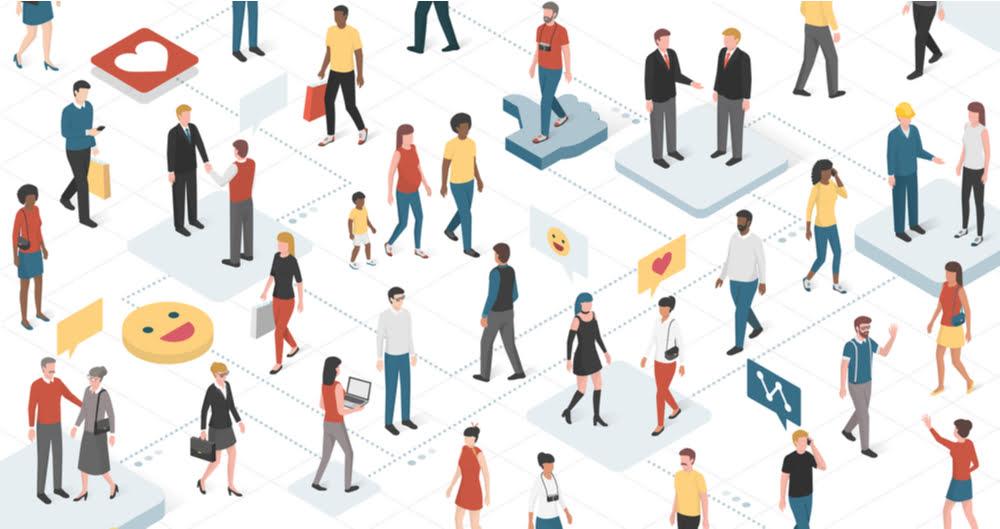 Generational Social Media Demographics 2018